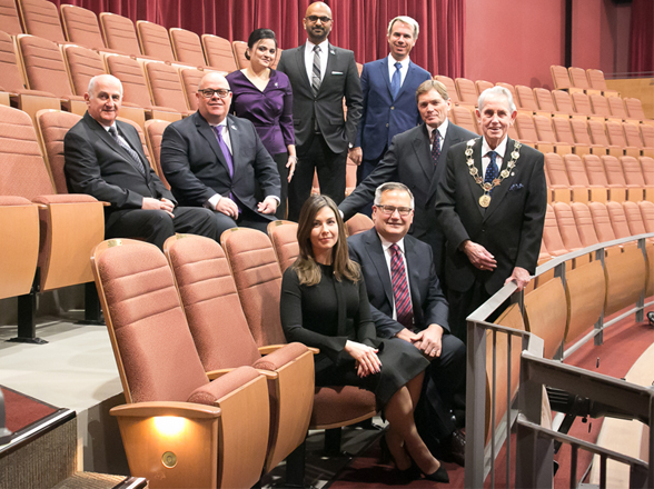 Milton Mayor and Town Council